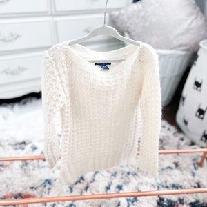 4/5T SOFT Girls Sweater